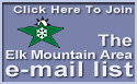 Join The Elk Mountain Area email list - The Wander List